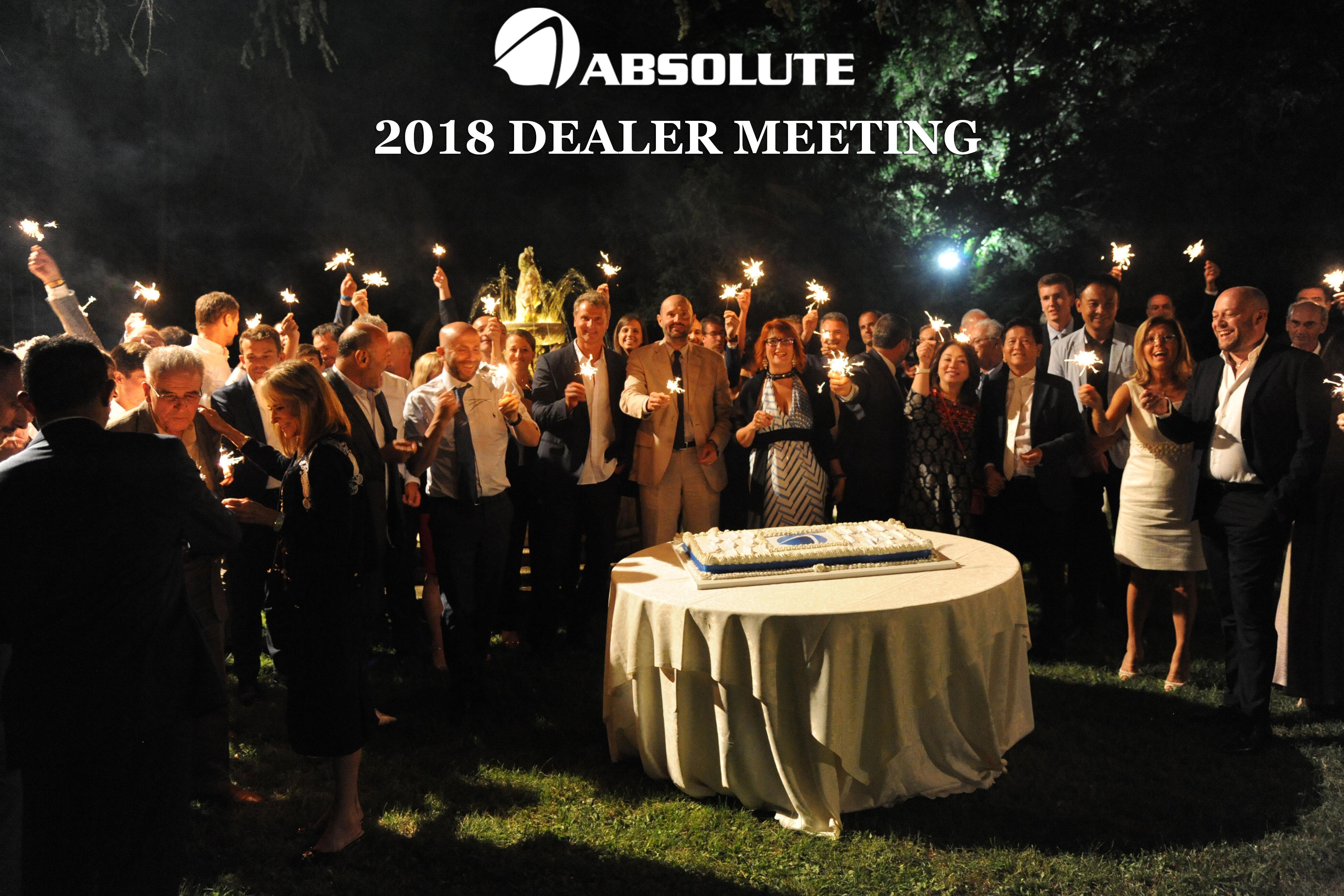Absolute Dealer Meeting 2018