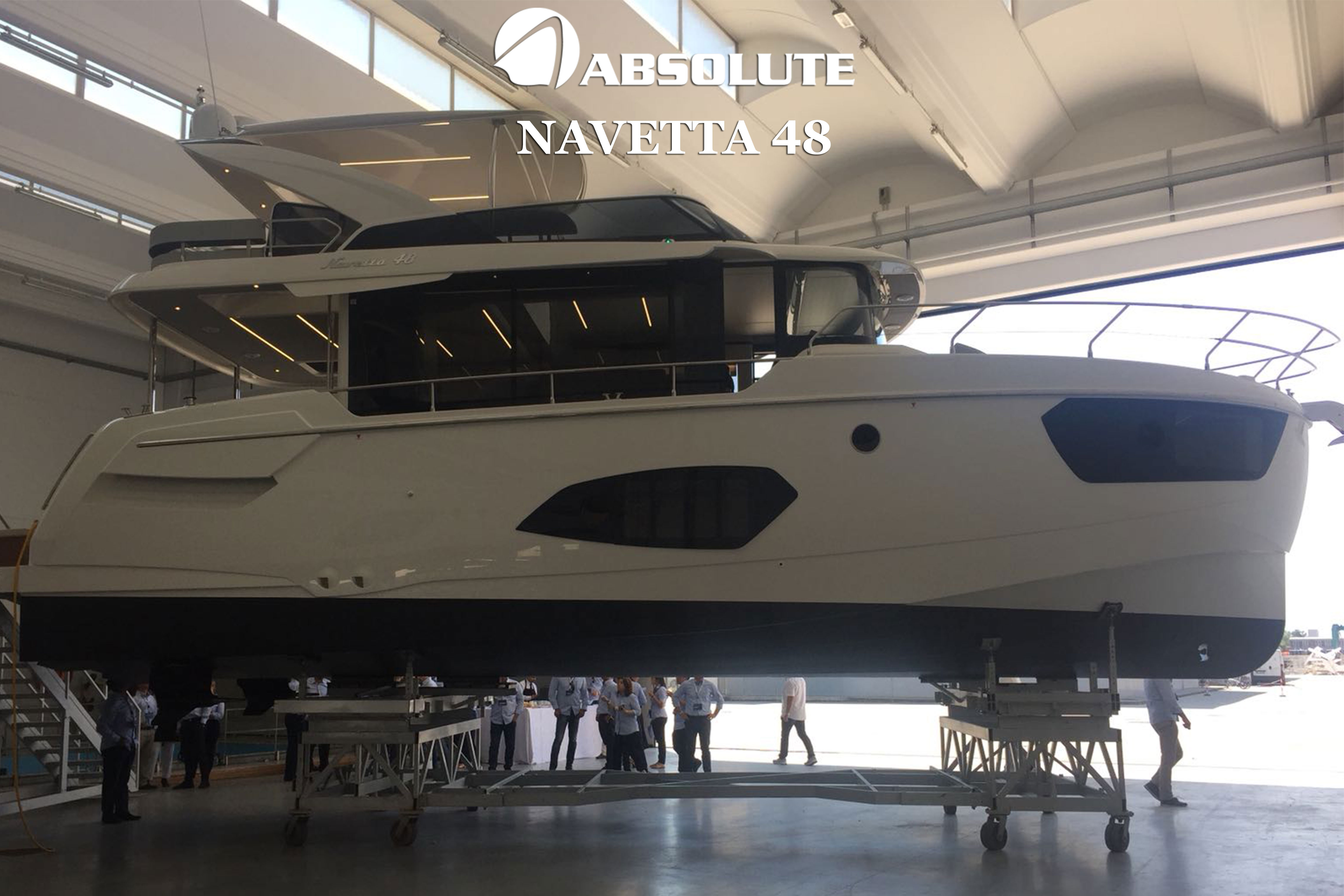 Absolute Navetta 48