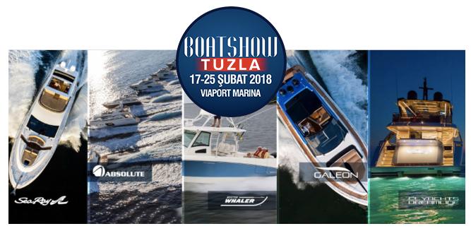 Tuzla Boat Show Eurasia 2018