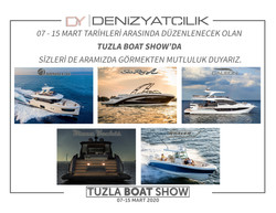 TUZLA BOAT SHOW KARA2020