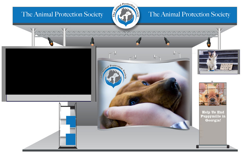 Animal-Protection-Society-exhibit-booth-