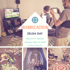 "Summer ""Homecation"" 2020 - Zelda Day"