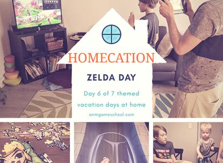 """Summer """"Homecation"""" 2020 - Zelda Day"""