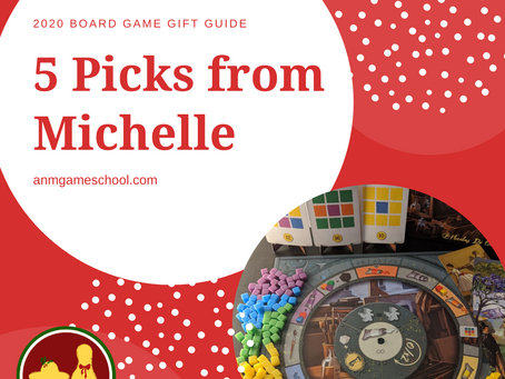 2020 Gift Guide - Michelle's Picks