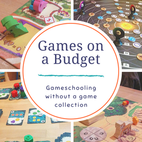 Gameschooling Without a Collection