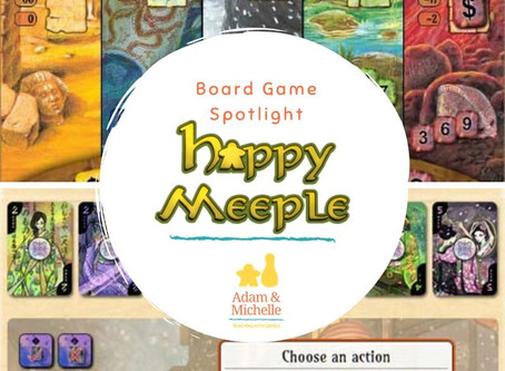 Board Game Spotlight: Happy Meeple