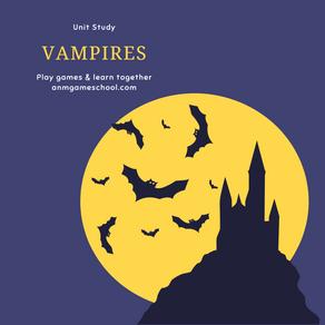 Vampire Unit Study