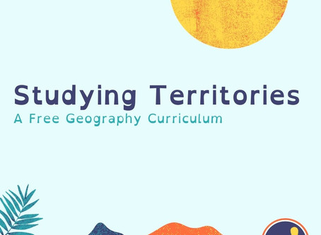 Free Territories Geography Curriculum