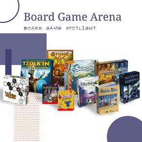 Board Game Arena Board Game Spotlight