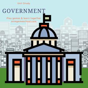 Governments Unit Study