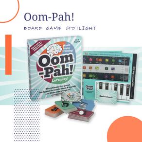 Oom-Pah! Board Game Spotlight