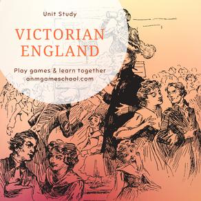 Victorian England Unit Study