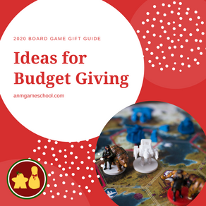 Budget Board Game Gifts