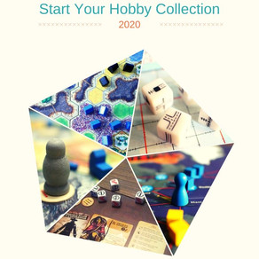 10 Games to Start Your Hobby Collection