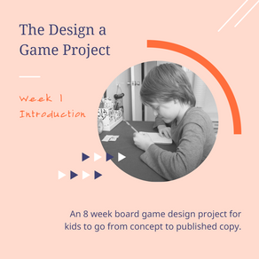 Design a Game Project: Introduction