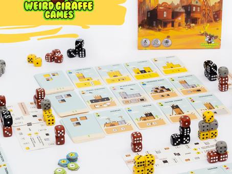An Interview with Weird Giraffe Games