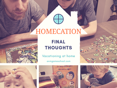 """Summer """"Homecation"""" 2020 - Final Thoughts"""