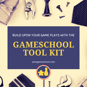 The Gameschool Tool Kit