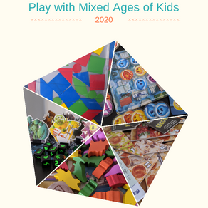 10 Games to Play with Mixed Ages of Kids