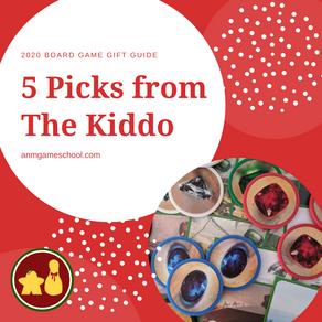 2020 Gift Guide - The Kiddo's Picks