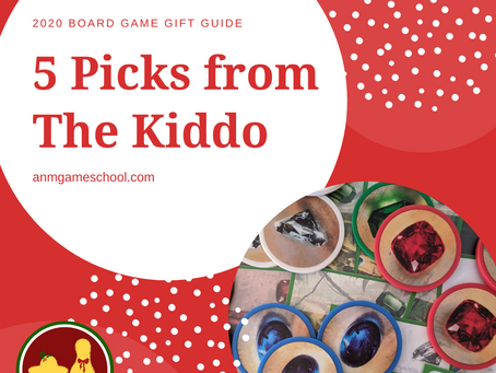 2020 Gift Guide - The Kiddo's Picks