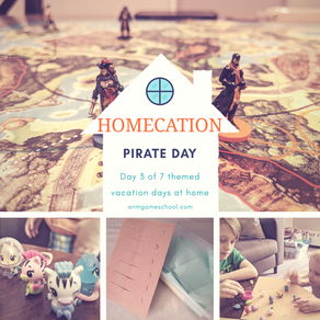 "Summer ""Homecation"" 2020 - Pirate Day"