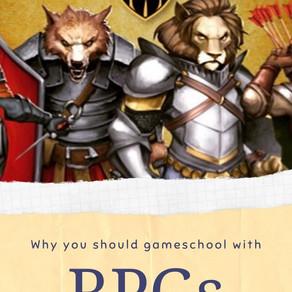 Gameschool With RPGs