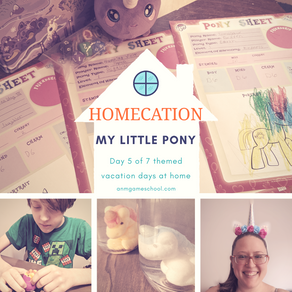 "Summer ""Homecation"" 2020 - Pony Day"