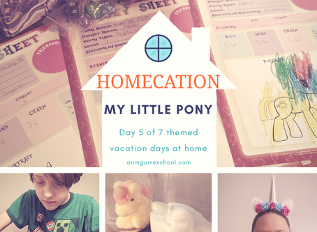 """Summer """"Homecation"""" 2020 - Pony Day"""