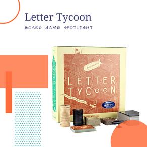 Letter Tycoon Board Game Spotlight