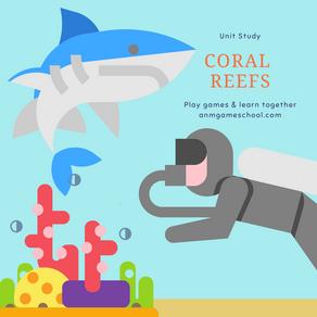 Coral Reefs Unit Study