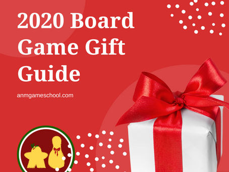 A & M 2020 Board Game Gift Guide