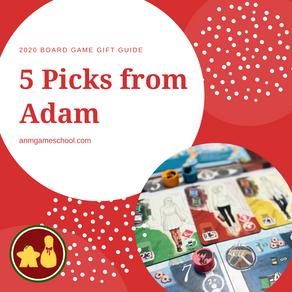 2020 Gift Guide - Adam's Picks