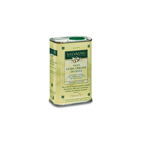 EXTRA VIRGIN OLIVE OIL 25cl. Salvagno