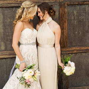 9 Fine Rustic Bridal Dress Ideas