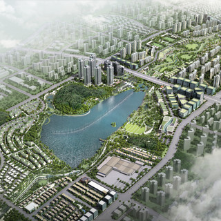 Dongtan Water Front