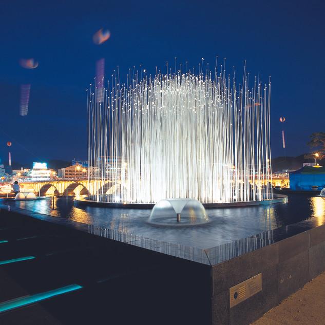 Millenium Environmental Sculpture, Jinju