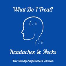 Headaches & Neck Problems