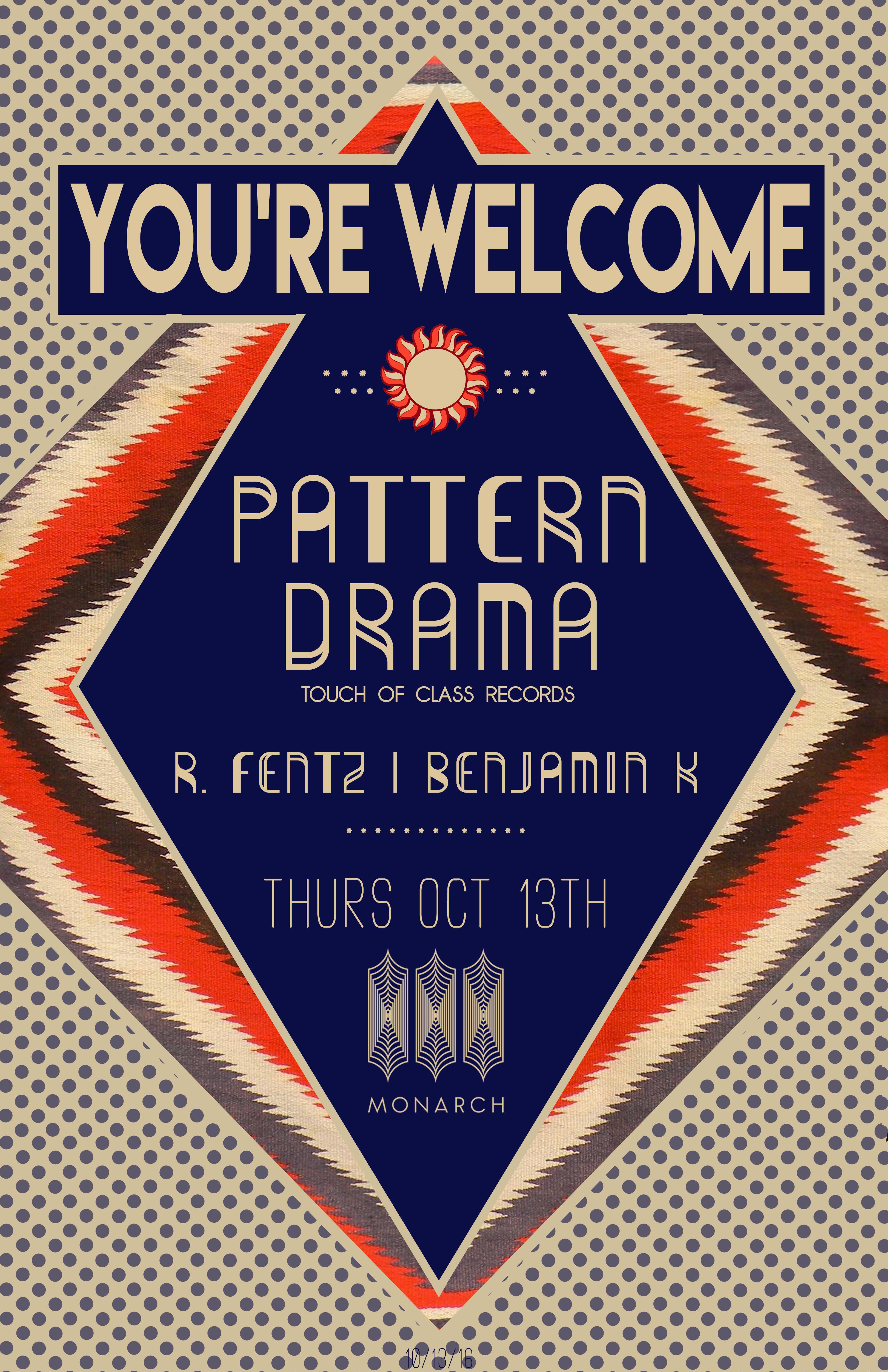 YW-Pattern Drama-10-13-16