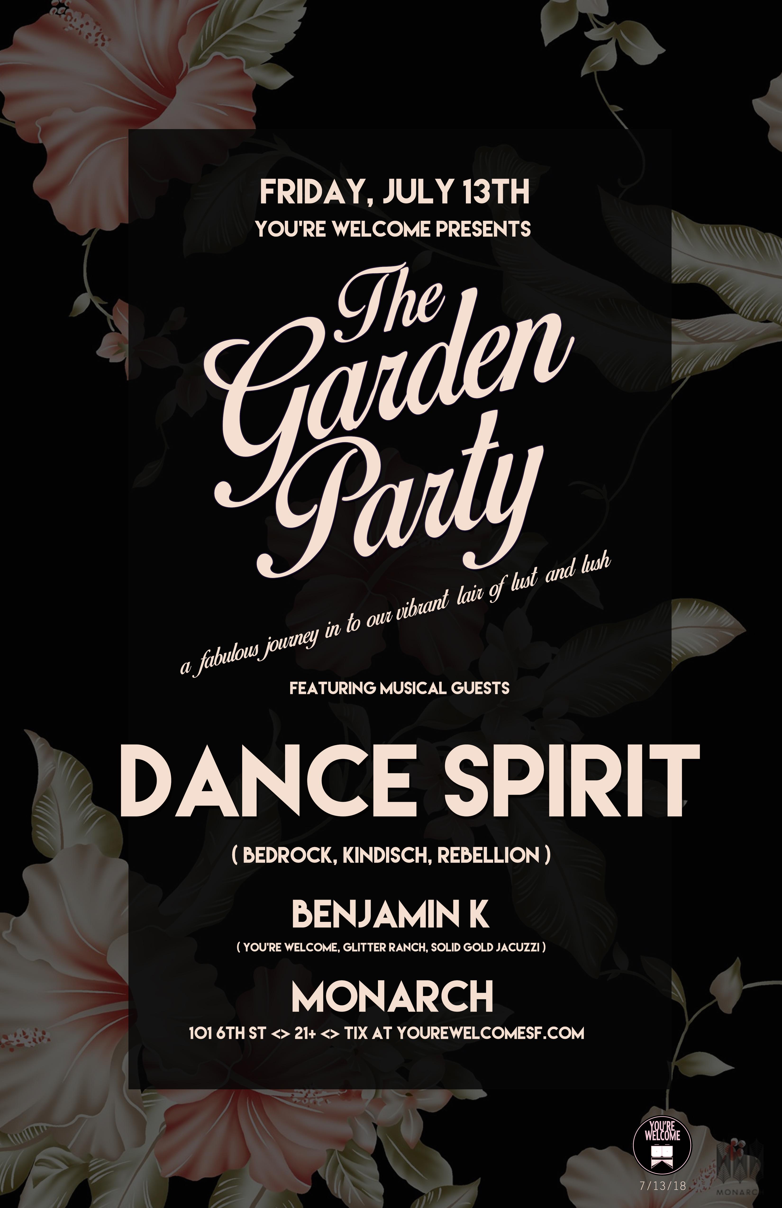 Dance Spirit 11x17