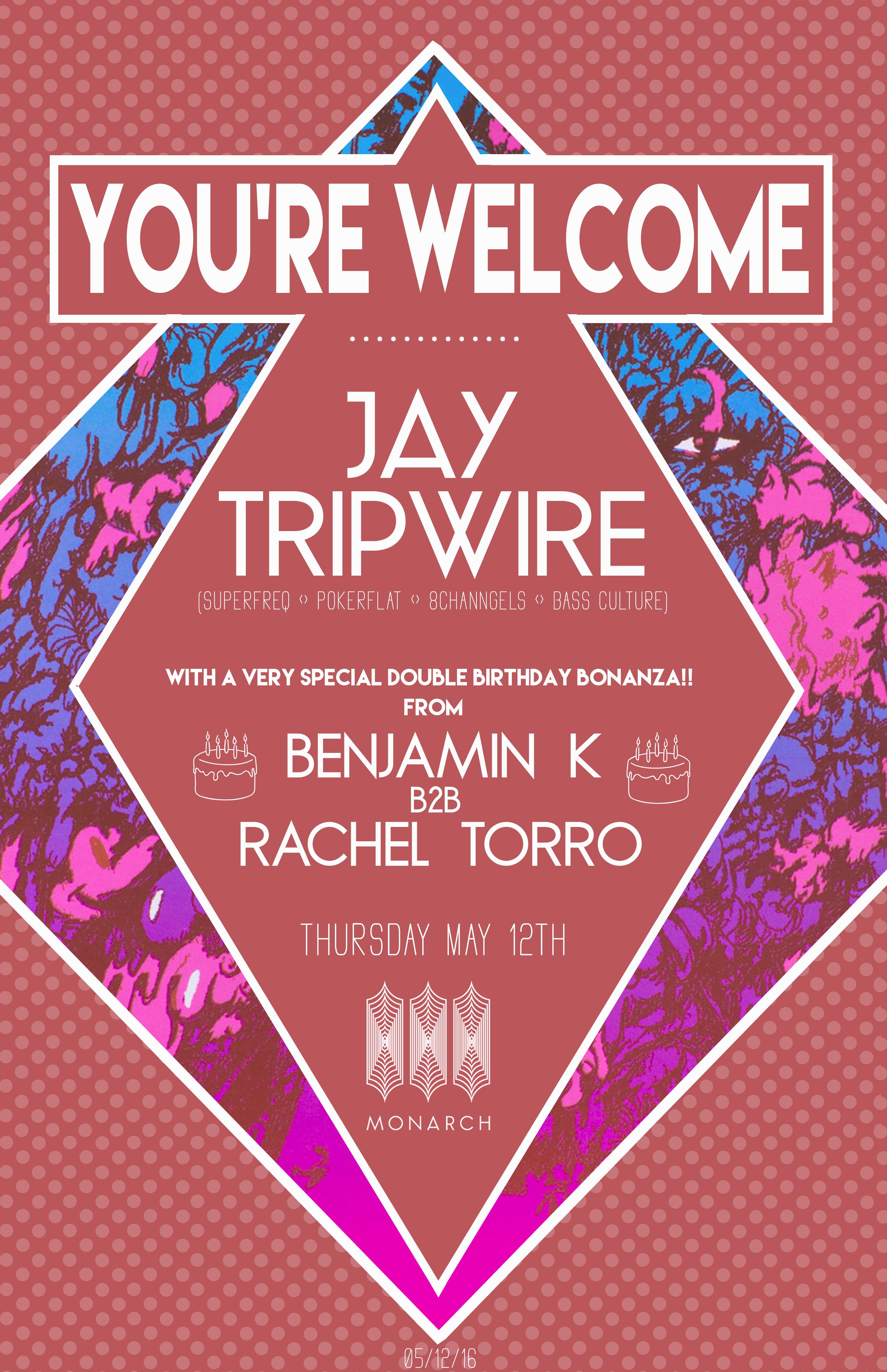 YW-Jay Tripwire-5-12-16