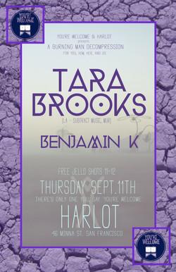 You're Welcome-Tara Brooks-9-11-14