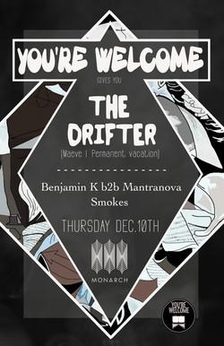 2YW -The Drifter-12-10-15