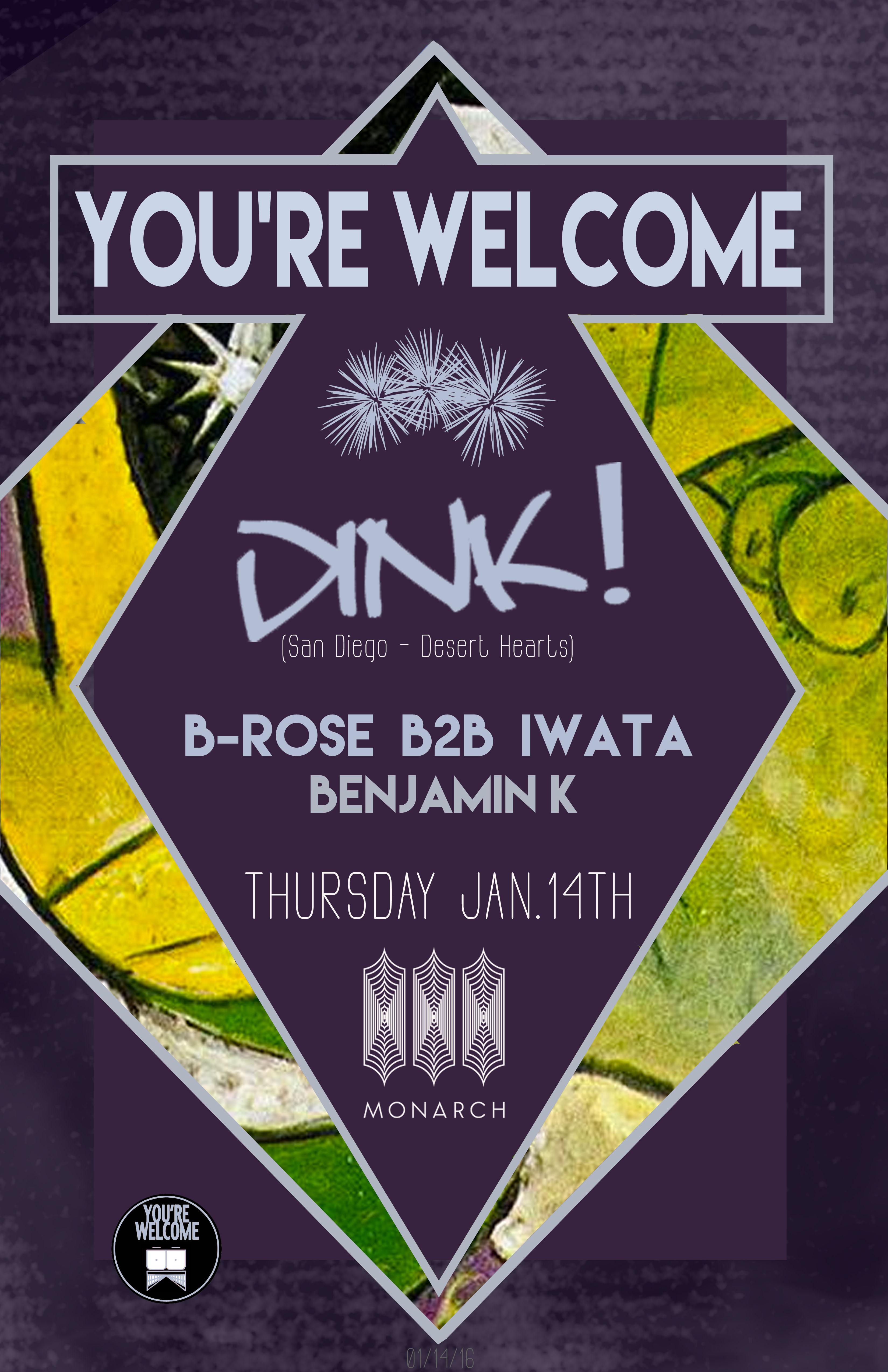 YW-DINK!-1-14-15