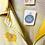 Thumbnail: VINTAGE 60's MINI DRESS