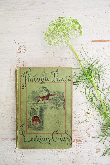 ANTIQUE ALICE BOOK