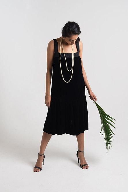 VINTAGE FLAPPER DRESS