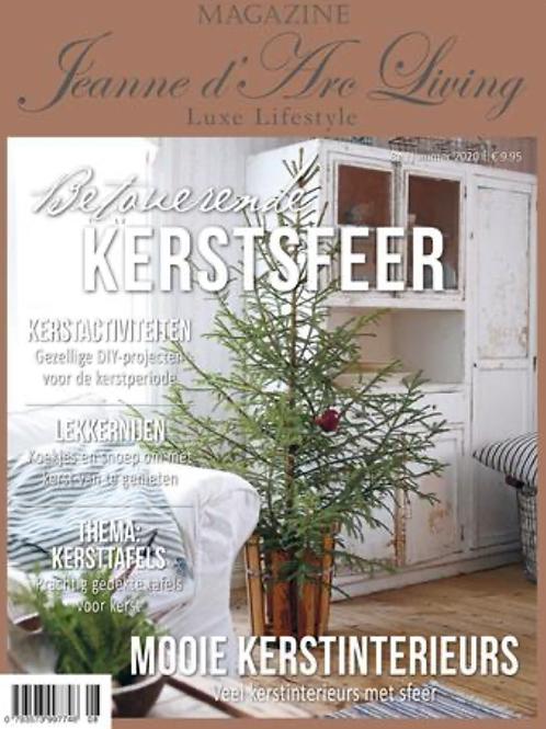 Magazine Jeanne dárc Living Kerstsfeer