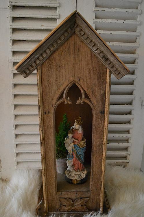 Oude houten Kappel