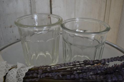 Franse marmelade pot van glas
